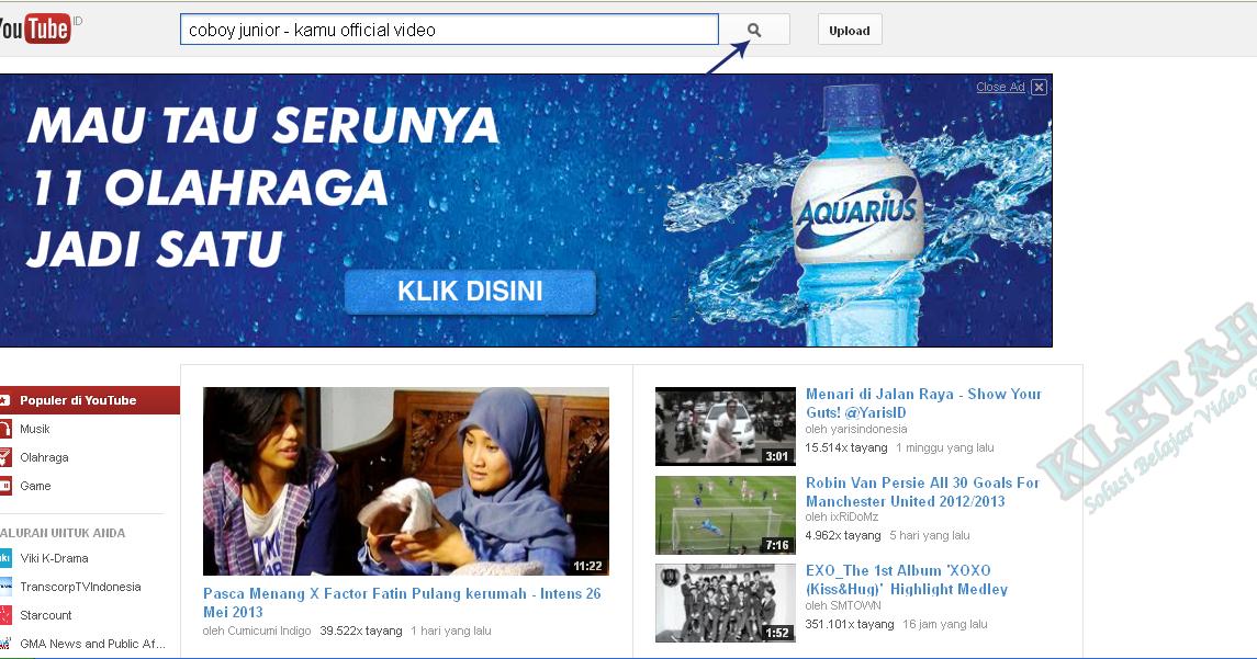 Download Youtube Jadi Mp3 Tanpa Software