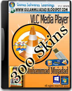 VlC Media Player 300 Great Skins free Download ~ knowlege is important