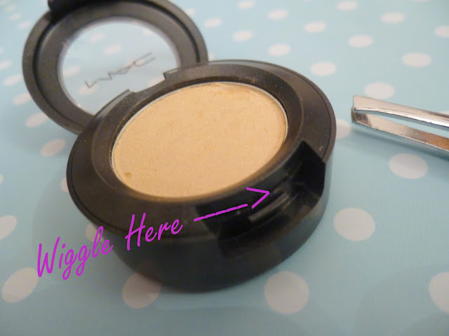 How To Depot Mac Eyeshadows