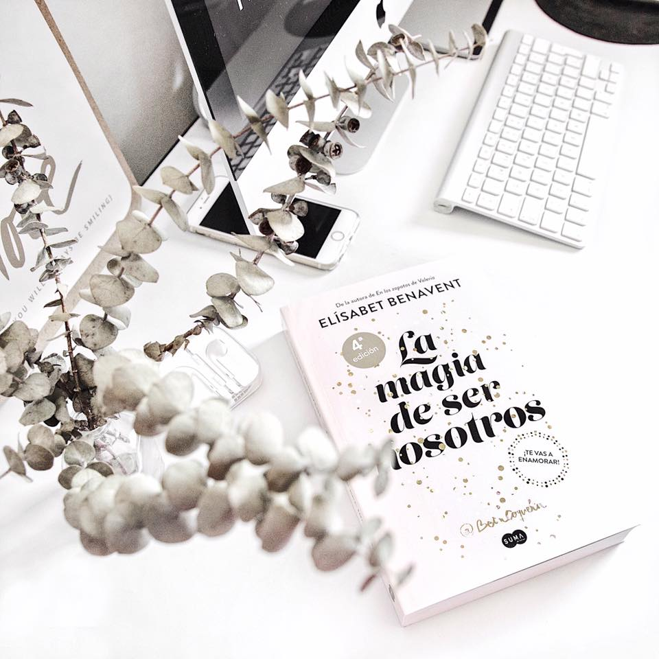 """SORTEO libro """"La Magia de ser nosotros"""" de Elísabet Benavent"""