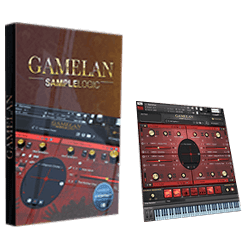 Sample Logic - GAMELAN KONTAKT Library