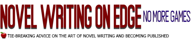 Novel Writing on Edge - Development and Planning Advice From Algonkian Writer Conferences