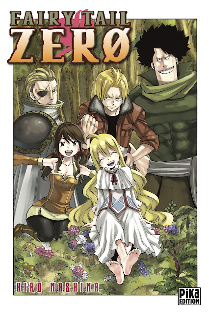 Pika Edition, Manga, Actu Manga, Hiro Mashima, Shazam,