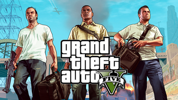 Free Download Game Grand Theft Auto: V (GTA 5)