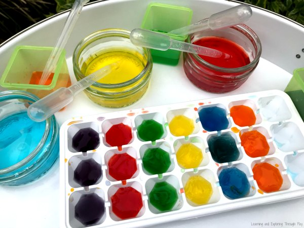 Mouse Paint Colour Mixing