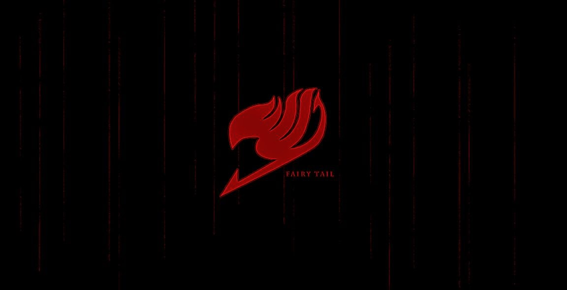 Fairy Tail Wallpaper High Definition Logo | Best HD Wallpapers
