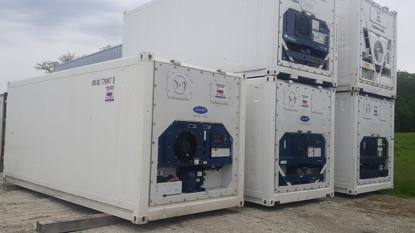 Hiring Refrigerated Containers