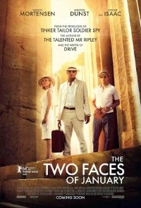The Two Faces Of January le film