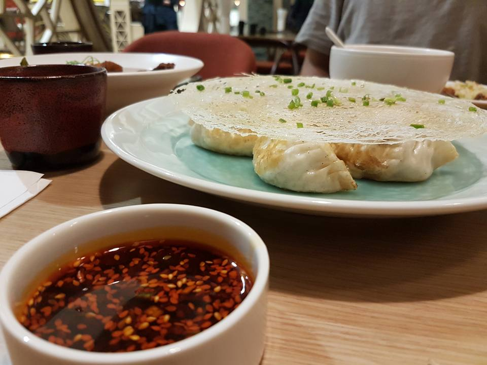 "Jing Ting in City of Dreams Manila's Beijing Pork ""Jiao Zi"" Dumpling (PHP450)"