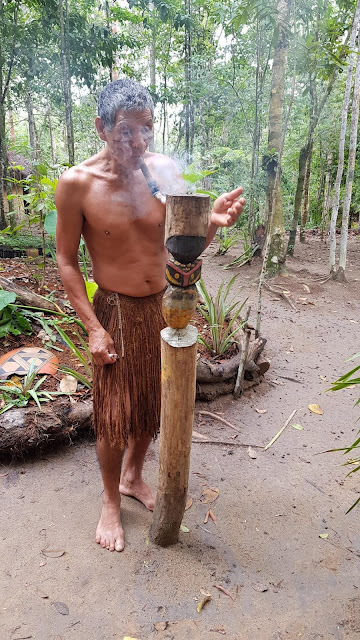 Blog Apaixonados por Viagens - Reserva Indígena da Jaqueira - Porto Seguro - Bahia