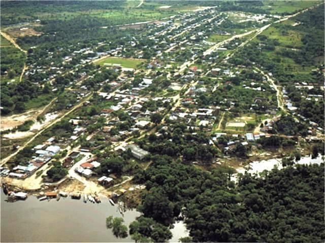PUERTO INÍRIDA, CAPITAL DE GUAINÍA