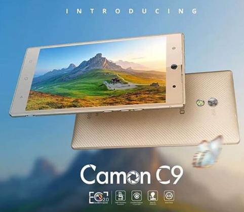 Camon C9 Phone