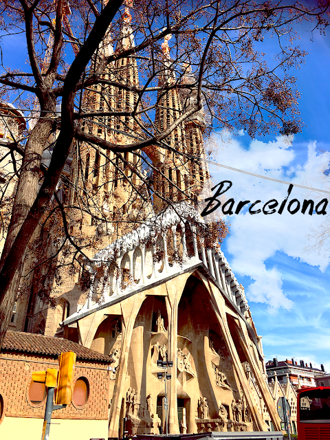 TRAVEL | Barcelona photo diary