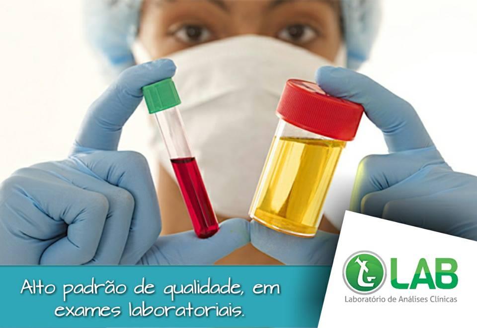 LAB Laboratório alto padrão de qualidade em exames laboratoriais