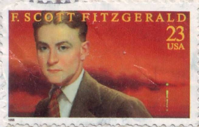 Indonesia Stamp Antique Collection F Scott Fitzgerald Stamp Usa 23