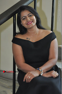 Telugu Actress Swathi Reddy Latest Stills in Black Gown  0076.JPG