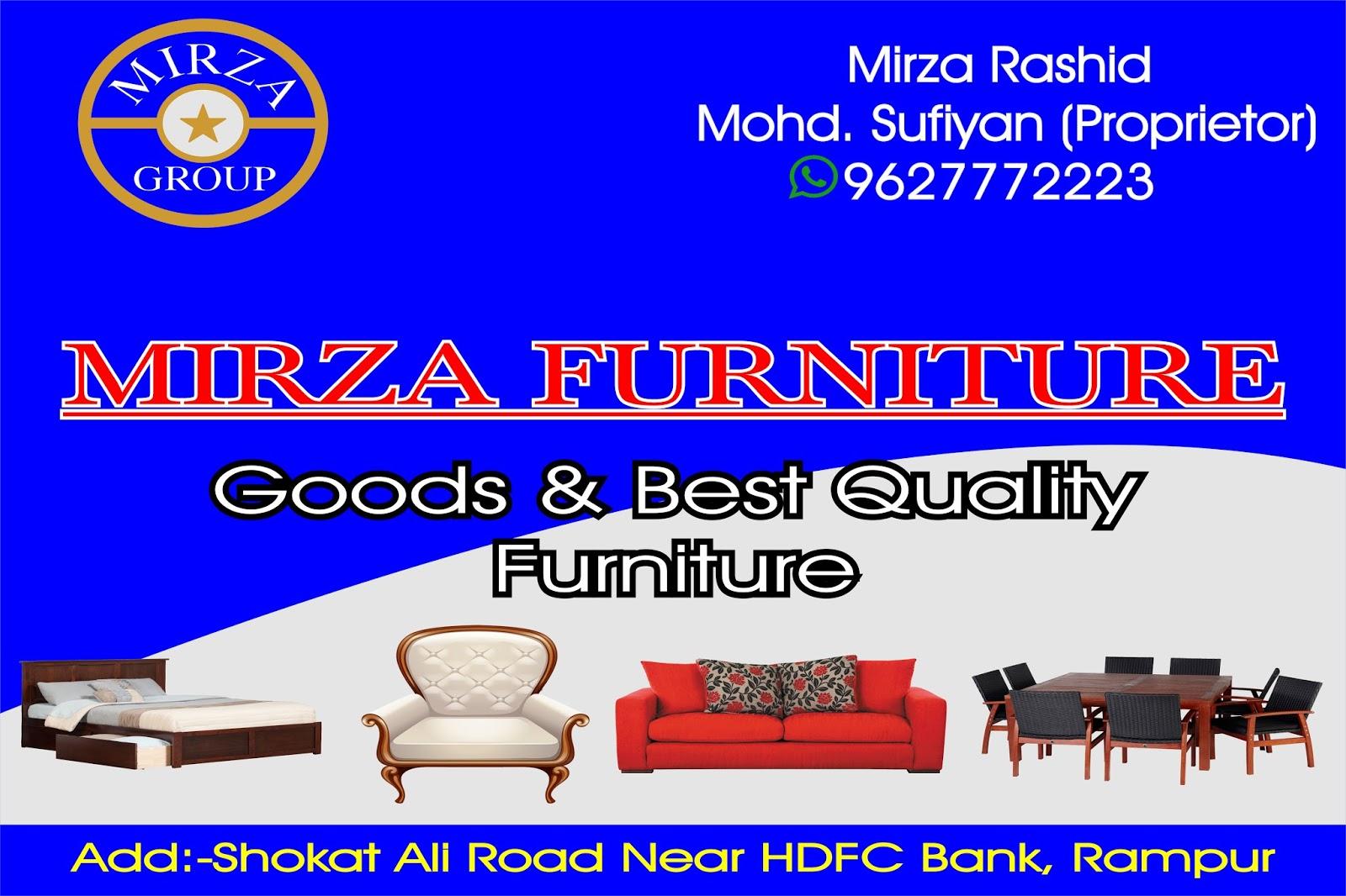 farhan ahmad: furniture shop banner design