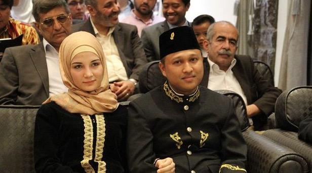 Kisah Lelaki Indonesia Kahwini Wanita Syria Viral