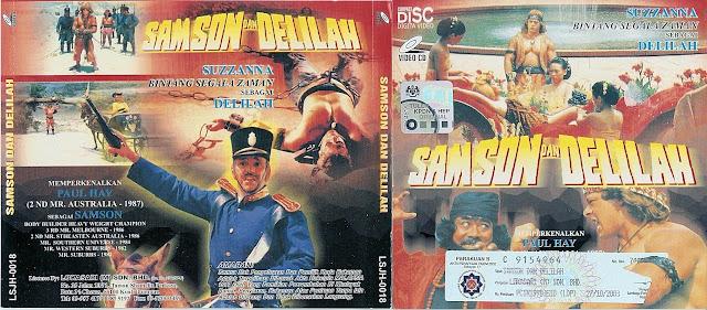 Samson dan Delilah (1987) WEBRip 1080p