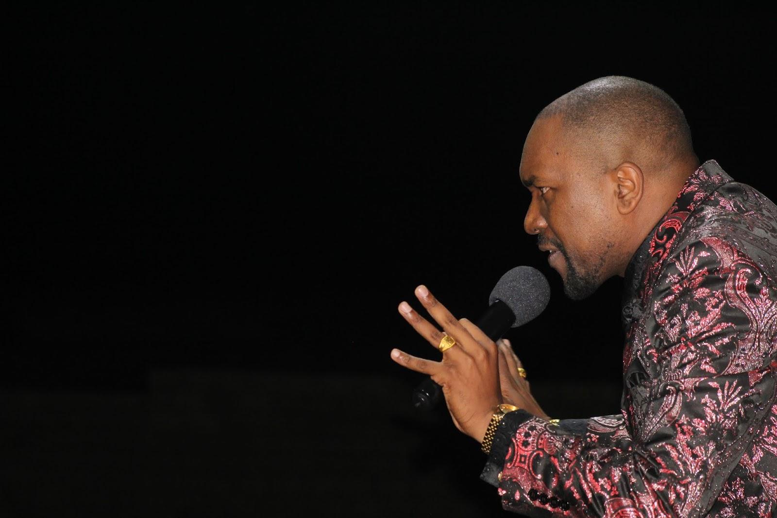 Prophet Blessing Chiza Teaches On Breaking Demonic Spiritual Limitations