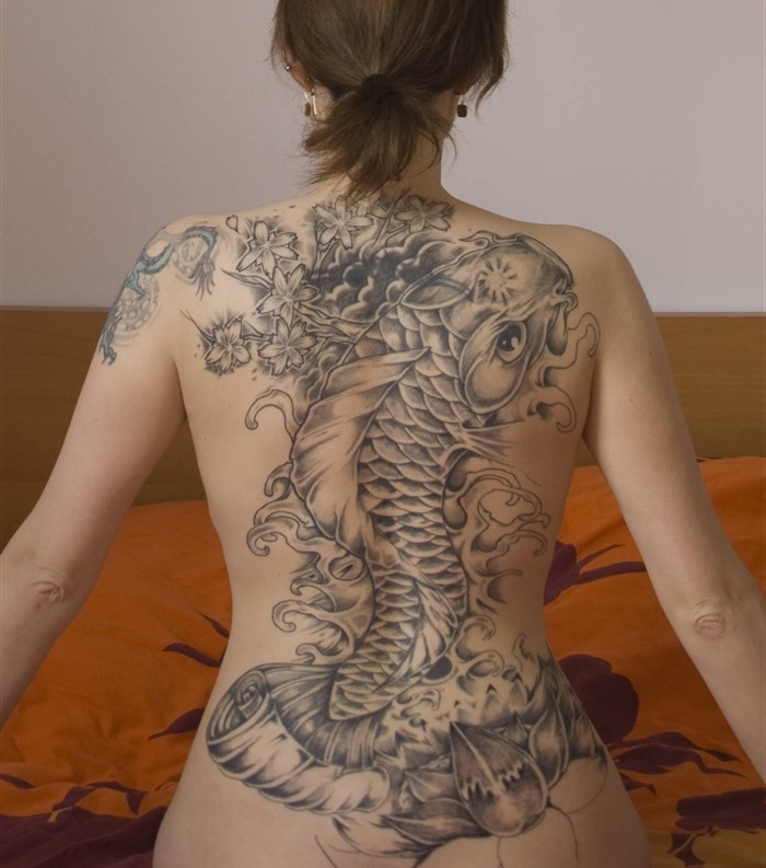 Disenos Atractivos E Ideas Para La Espalda Superior Y La Baja