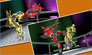 Download Real Robot Ring Fighting Apk