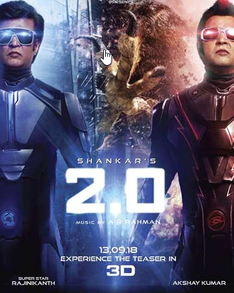 Robot 2.0 Full Movie Trailer