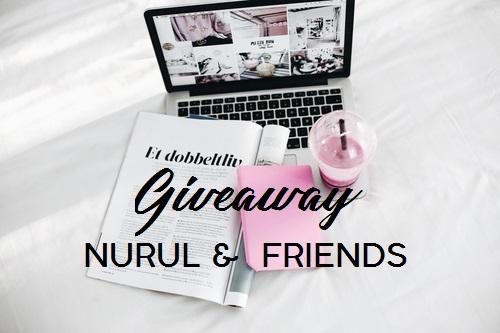 Giveaway Nurul & Friends