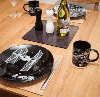 Starwars Dinner Set