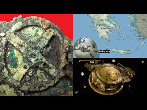 2,000 Year-Old Analog Computer Was Found In Greece