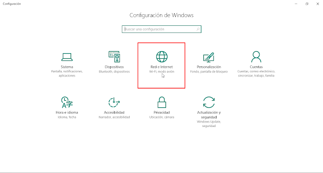 Cómo compartir Internet en Windows 10