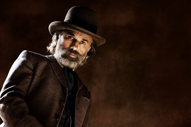Christoph Walt in Quentin Tarantino's Django Unchained