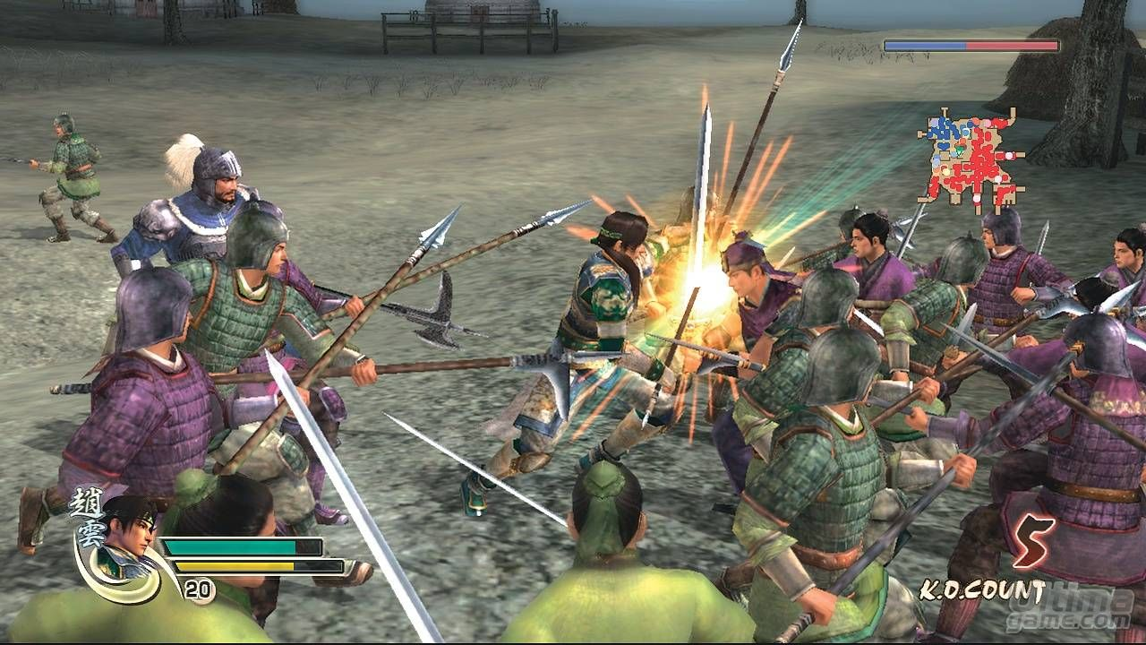 Dynasty Warriors 5 Full Version PC Game - Fresh Games Download