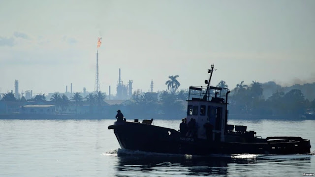 """Un senador propone """"bloqueo naval"""" a Cuba para impedir entrada de petróleo de Venezuela"""