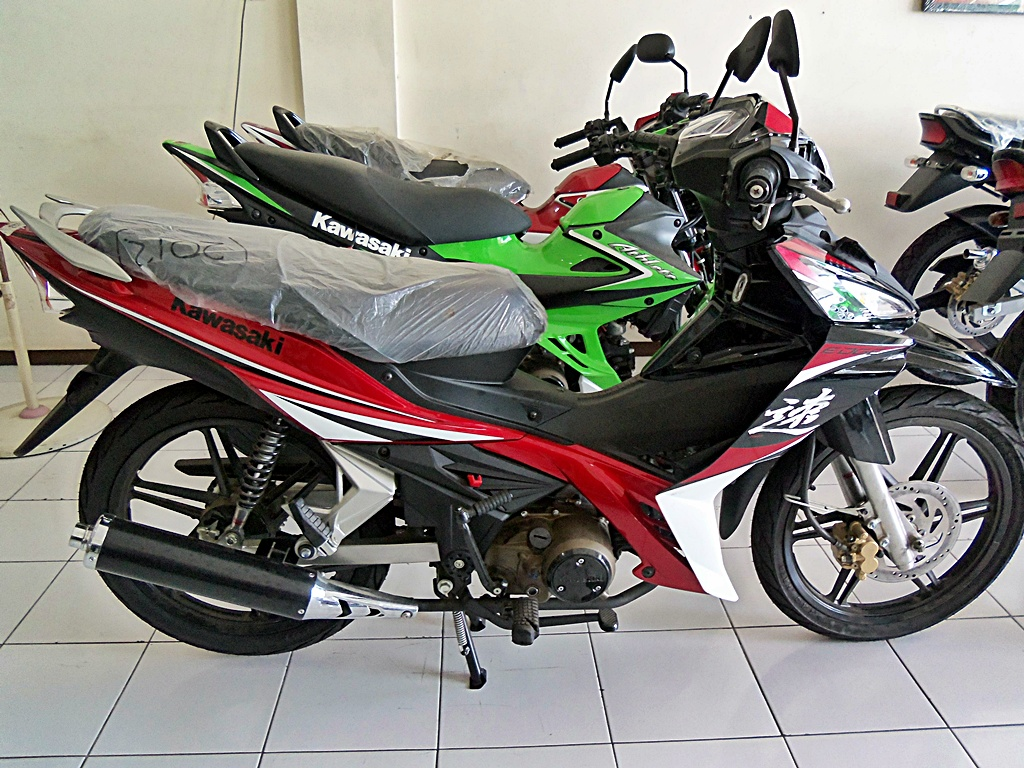 Kawasaki Edge VR Kawasaki Jawa Timur Ninja Klx D Tracker Athelete