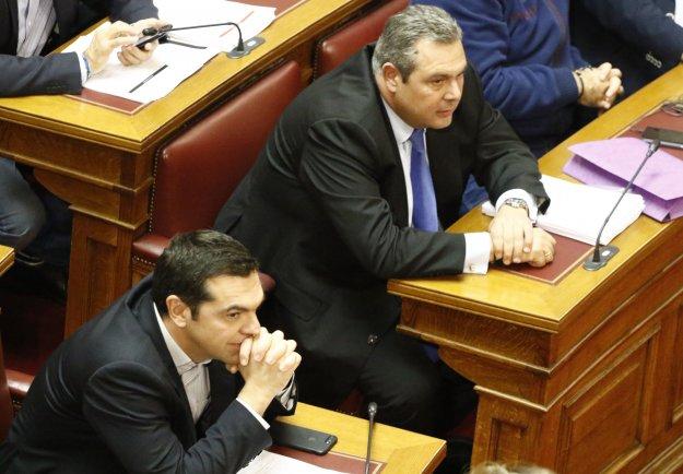 Με τη συναίνεση Τσίπρα - Καμμένου ανοίγει ο δρόμος για την ένταξη της πΓΔΜ στο ΝΑΤΟ