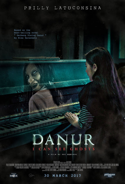 Download Film Danur: I Can See Ghosts 2017