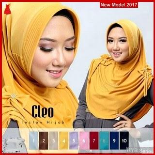RYB134B Hijab Jilbab Cantik Instant Murah Cleo BMG Online Shop