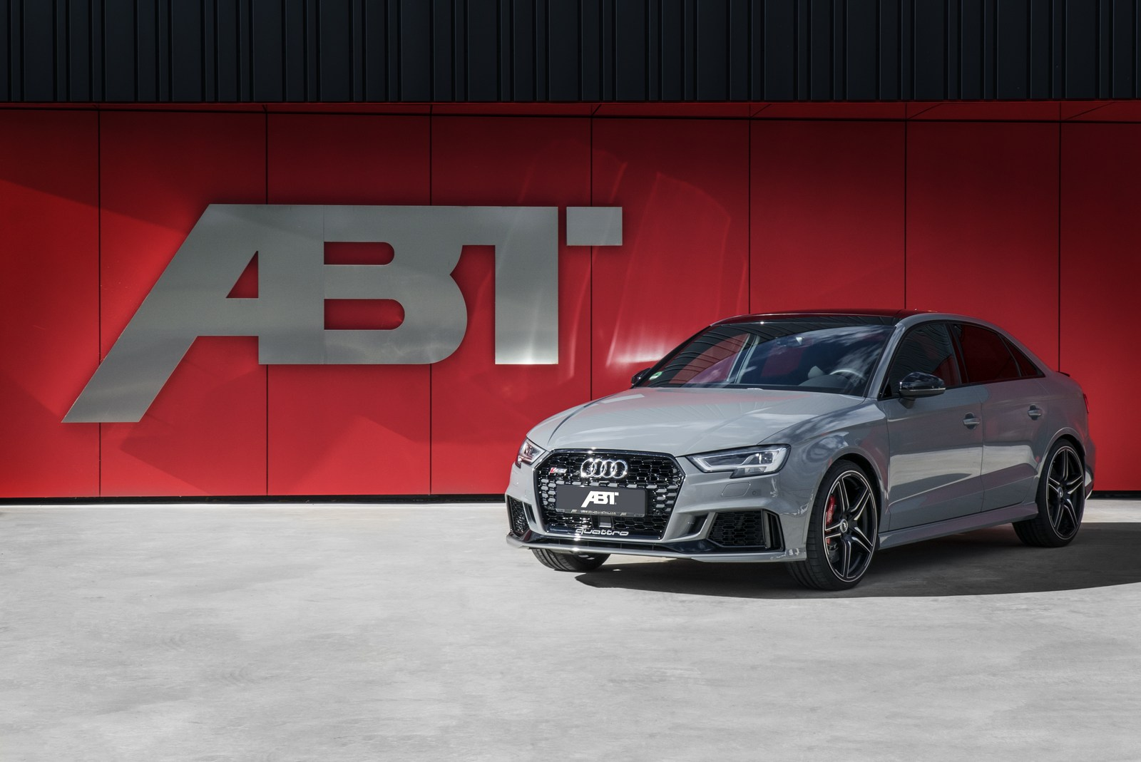 abt sportline audi rs3 headed to essen with 460 hp. Black Bedroom Furniture Sets. Home Design Ideas