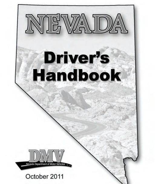 New Driver Taking a Driving/Road Test in Las Vegas, Nevada