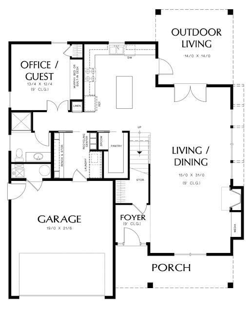 Image Result For Desain Depan Rumah Tingkat Minimalis