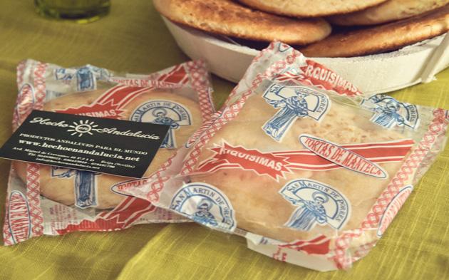 Tortas de manteca - Hecho en Andalucía