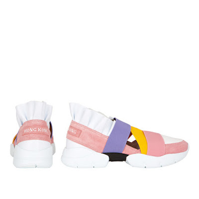Emilio Pucci 2217 Sneakers of the World Hong Kong