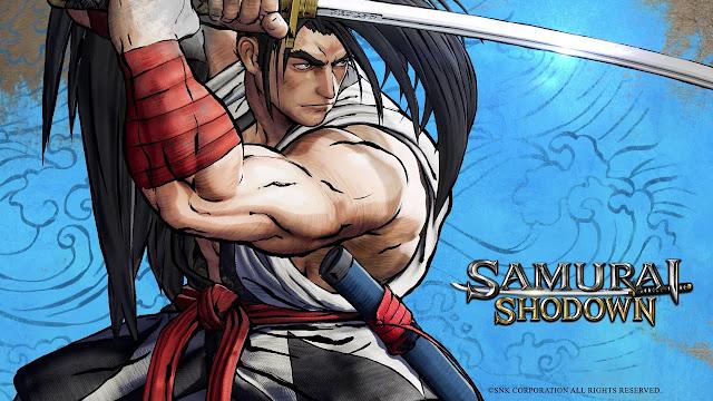 Samurai Shodown (Switch) chegará ao Ocidente no início de 2020, confira um novo trailer