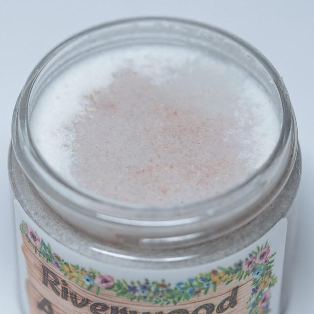Riverwood Apothecary Botanical Garden Sea Salt Hand & Foot Scrub