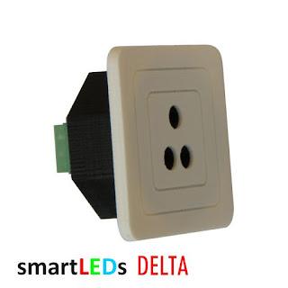 Schodowy czujnik optyczny odbiciowy odległości i ruchu DELTA smartLEDs 12V 200cm