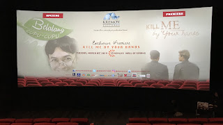 Premiere Film Kill Me by Your Hands, Sukses Digelar di Cinemaxx Serang