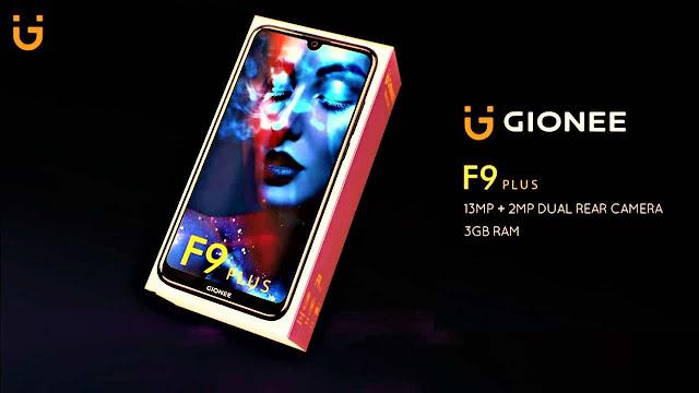 Gionee F9 Plus