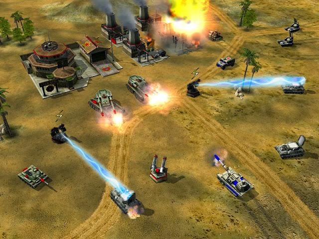 تحميل لعبة جنرال 2017 generals zero hour كاملة برابط مباشر