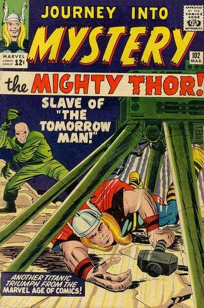 Journey into Mystery #102, Thor and Zarrko